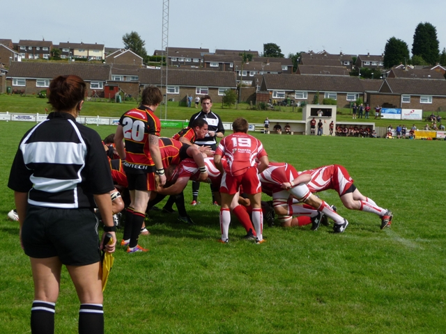 Cinderford United 28 Old Patesians 13