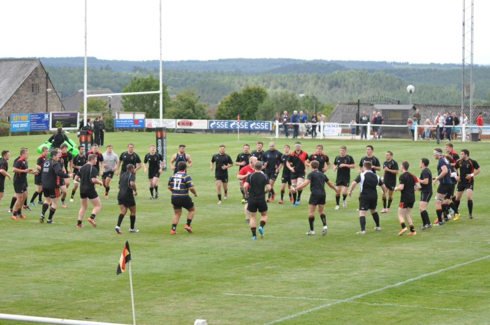 Cinderford RFC v Llandovery RFC Preview