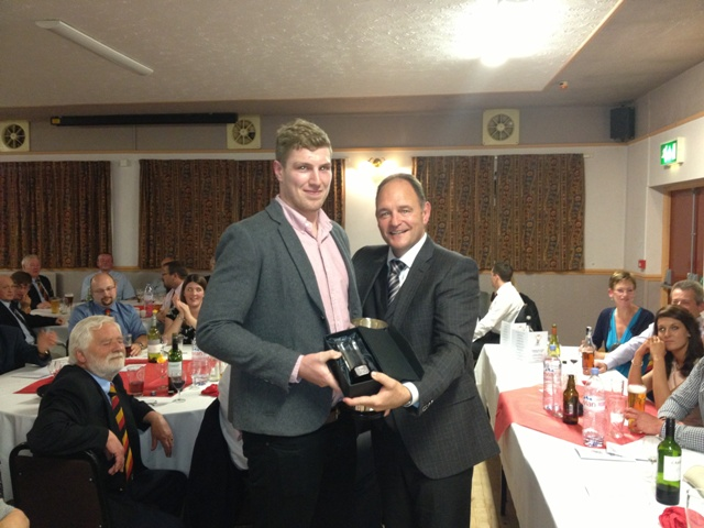 Cinderford End of Season Awards Dinner