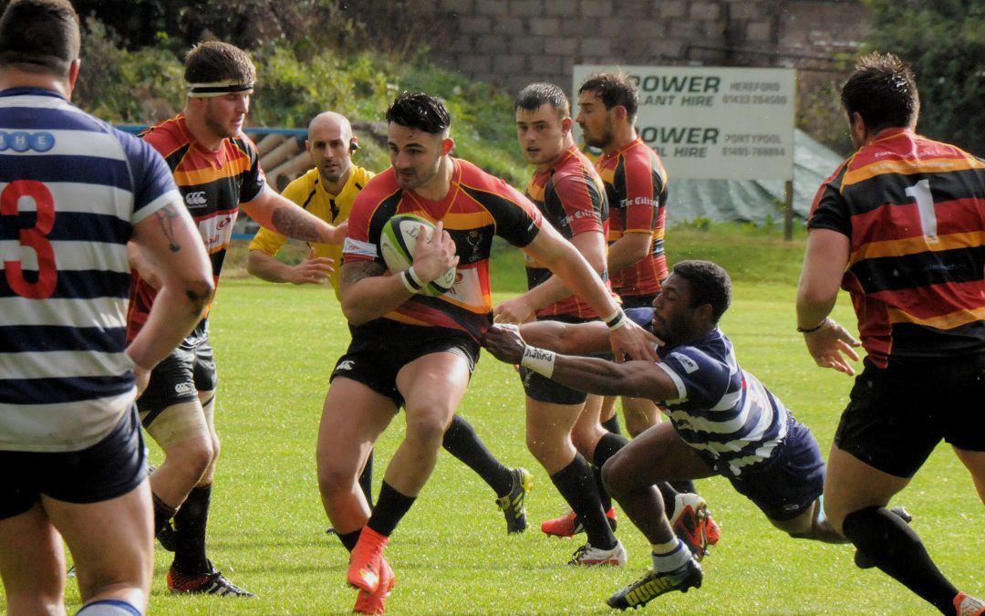 Blackheath v Cinderford team news