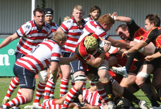 Rosslyn Park 36-36 Cinderford