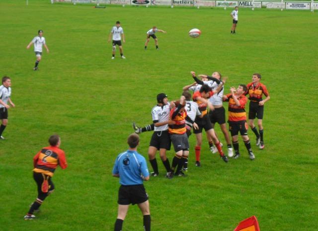 Cinderford U15's v Longlevens U15's County cup
