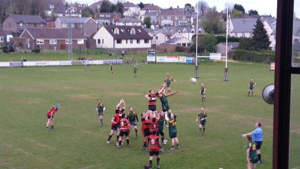 Cinderford Stags 58-5 Newent 2nd's