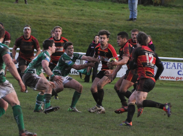 Cinderford v Loughborough Students Preview