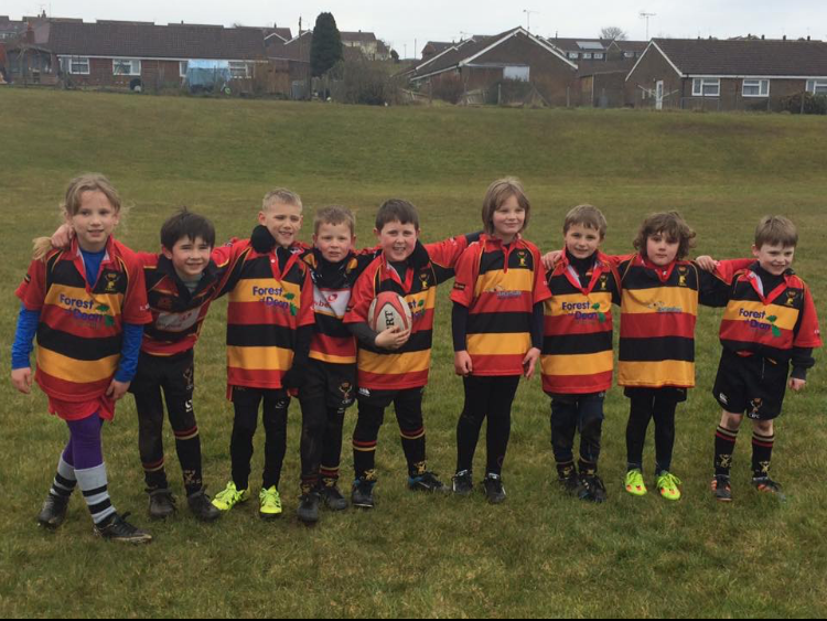 Cinderford junior teams looking for players