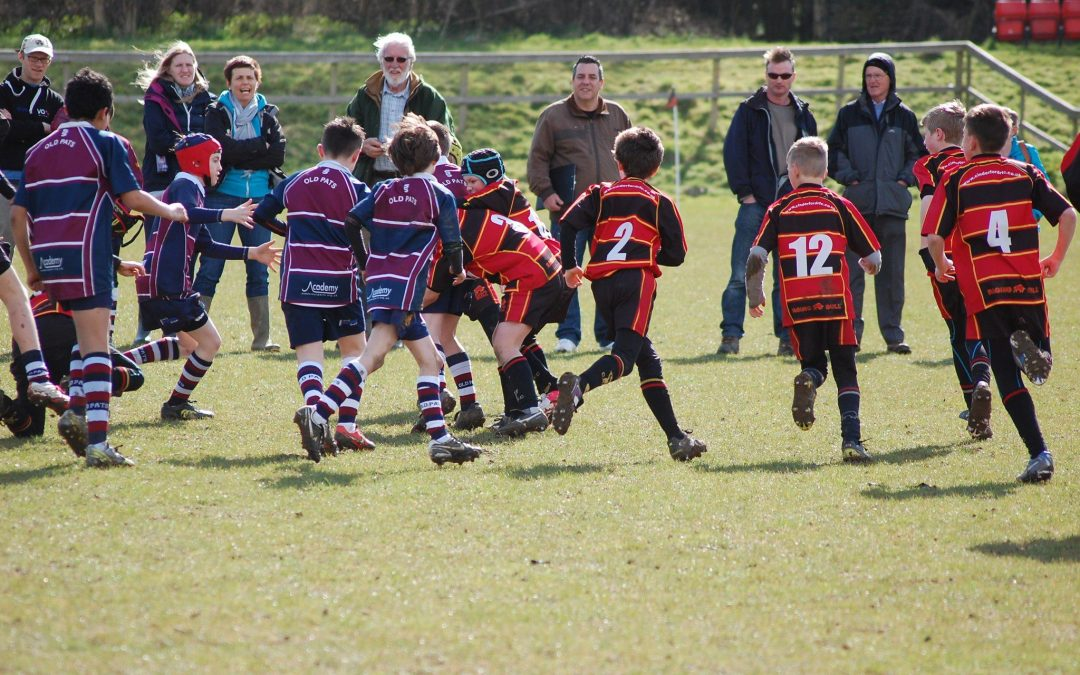 The under 11's travel to Cirencester RFC for this years county cup.