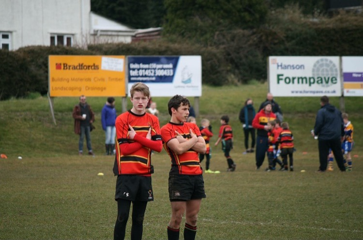 Cinderford u14s 57 – 17 Clifton u14s