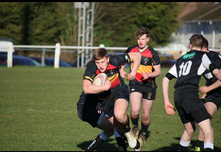 Cinderford u16s 52-7 Royal Wotton Bassett