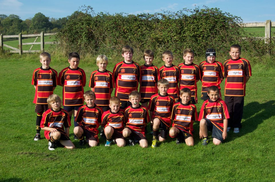 Thank you to Cinderford U10's
