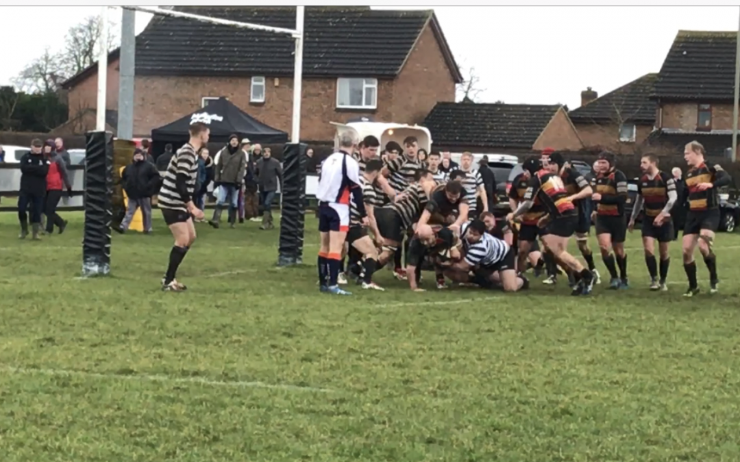 Chinnor Falcons 17-18 Cinderford United