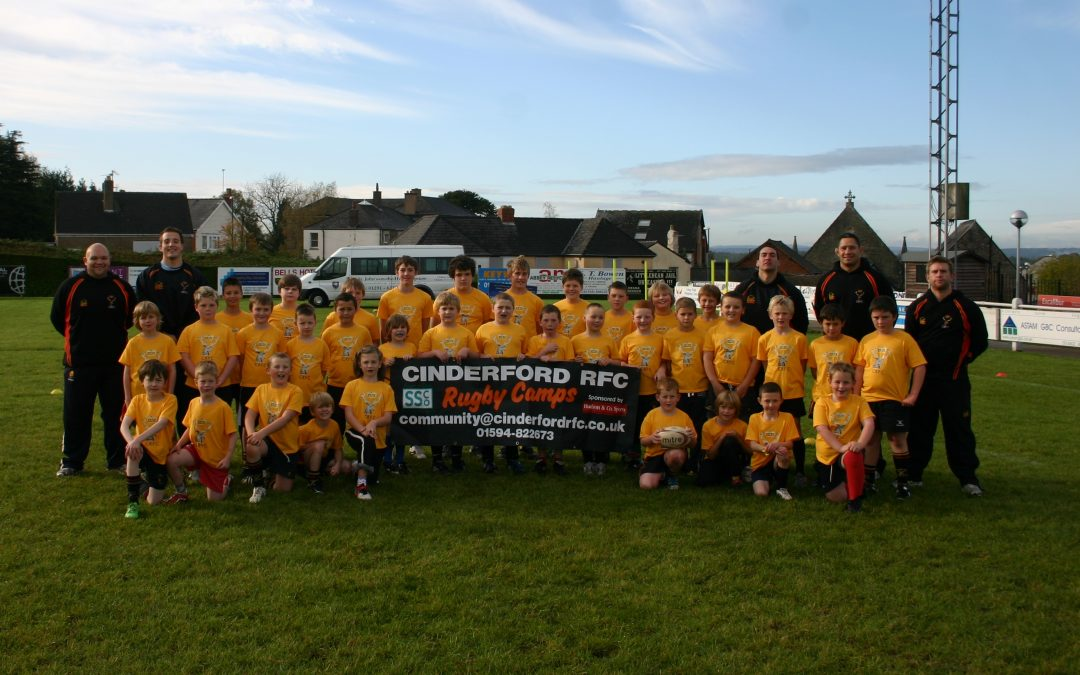 Easter Rugby Skills Camp