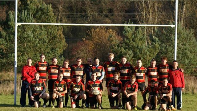 Cinderford Stags 68-3 Worcester Wanderers 2nds