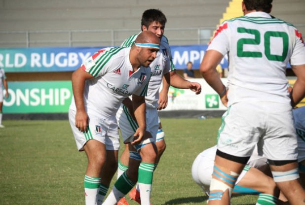 Cinderford Sign Italy U20 Dino Dallavalle