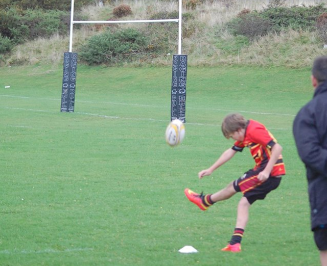 Cinderford Under 13's 7 – 7 Cheltenham North