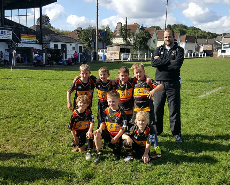 Cinderford u9s are looking for new players