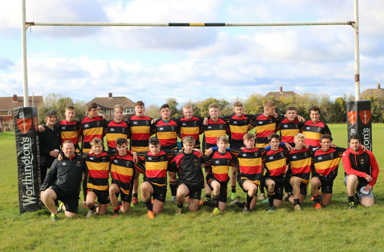 Colts rugby next season at Cinderford