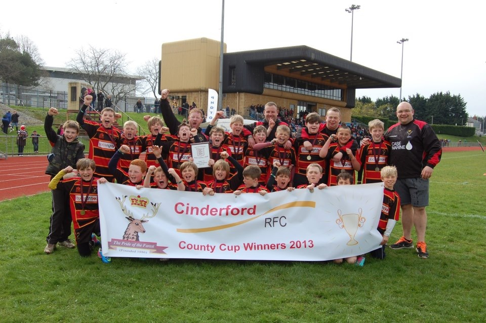 Three competitions and counting – CRFC u11 win GRFU county cup