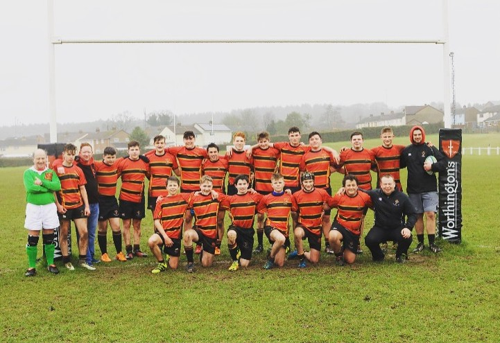 Cinderford u15s 34-5 Hererford