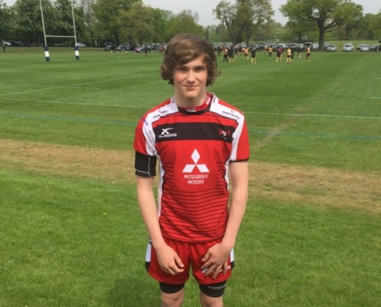 Congratulations under 16 Gloucester selection