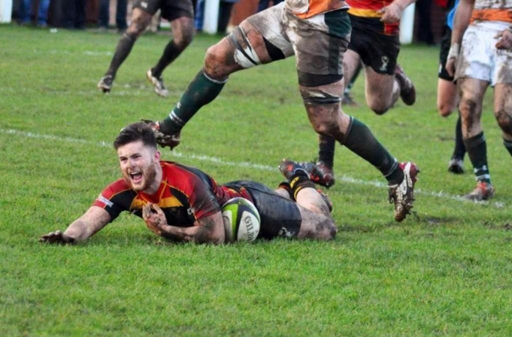 Coventry 32-22 Cinderford