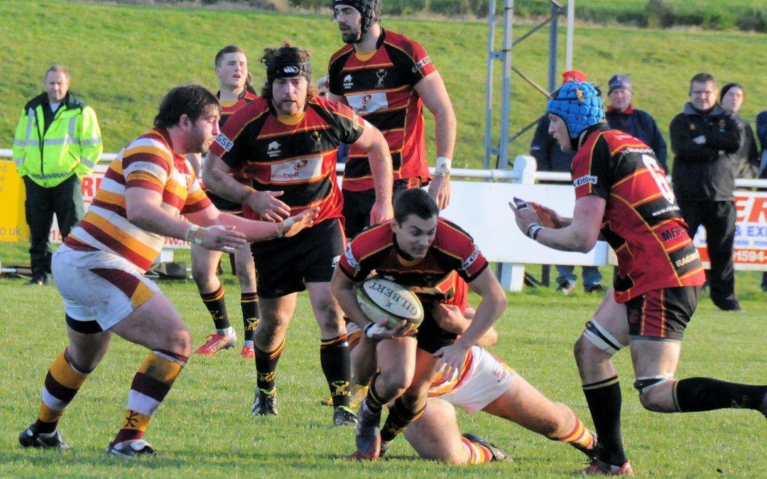 Loughborough 36-28 Cinderford