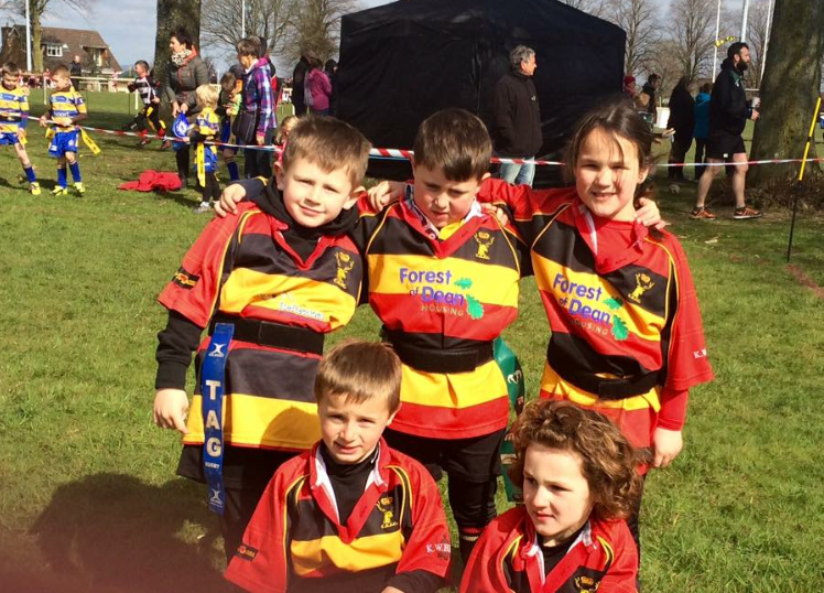 Under 7's and 8's, looking for Under 5's