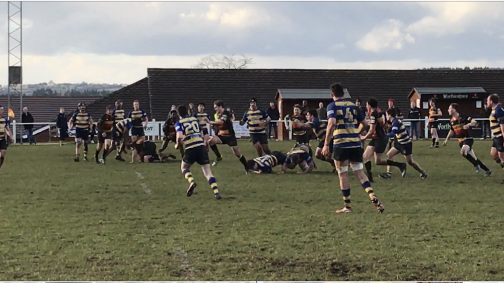 Cinderford United 17-29 Old Elthamians 2nd XV