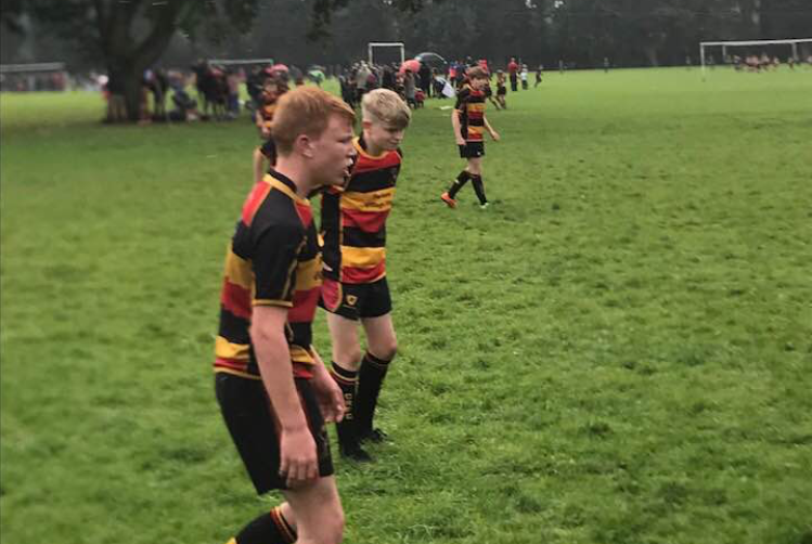 Cinderford u14's continue unbeaten start to the season!!