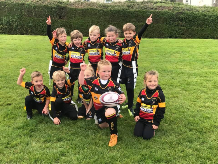 Under 7's tag rugby looking for players