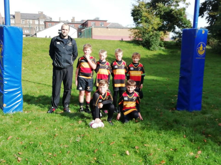 Cinderford Under 9's looking for players