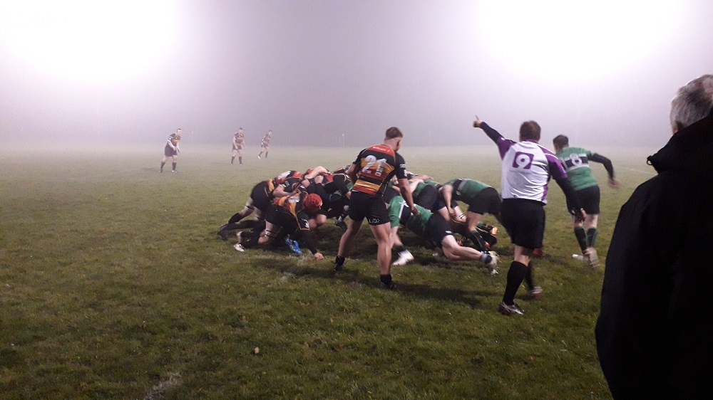 Drybrook United 18 Cinderford Stags 24