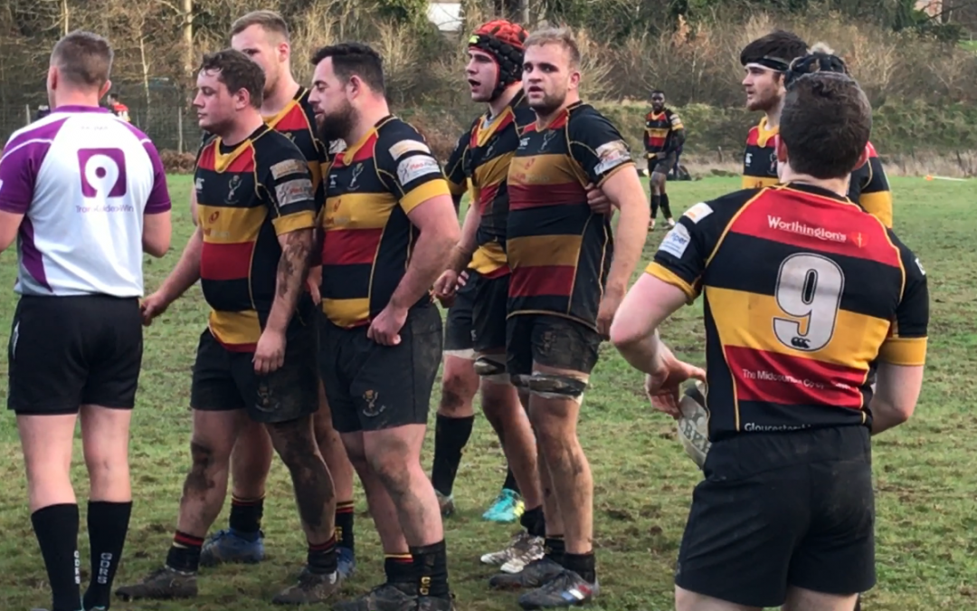 Cinderford United 16-18 Old Elthamians 2nd XV