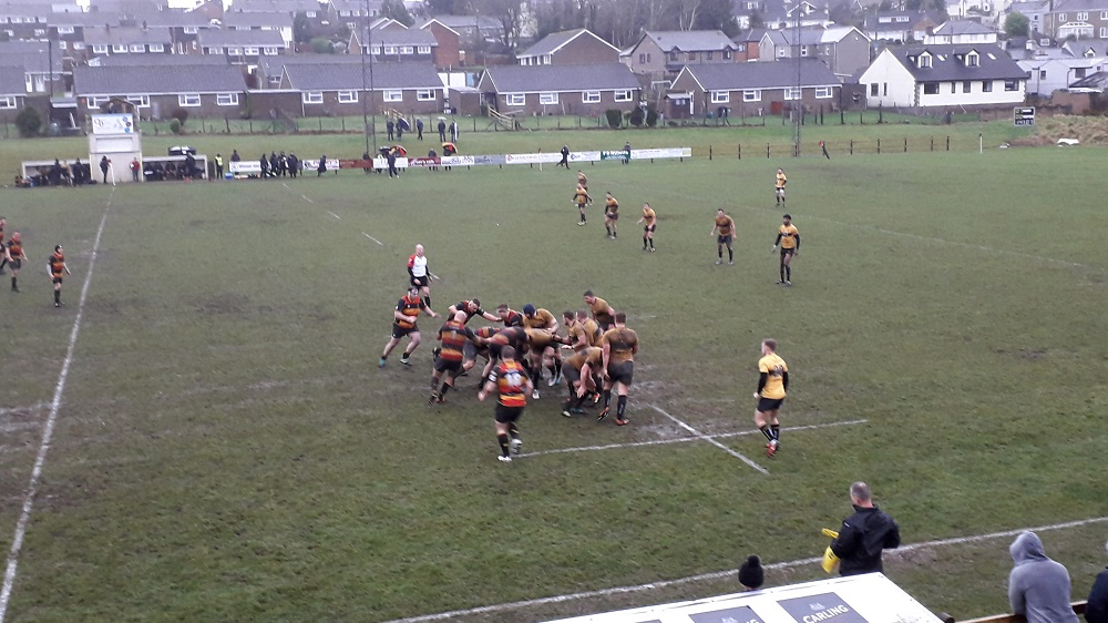 Cinderford 26-0 Esher