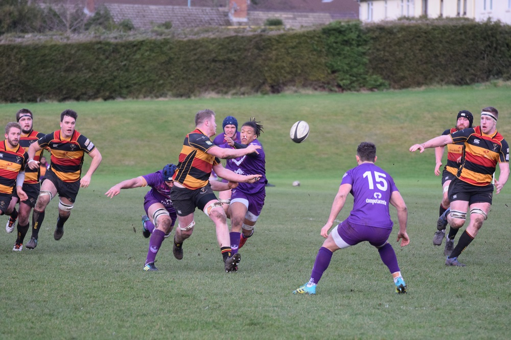 Cinderford 45-36 Loughborough Students