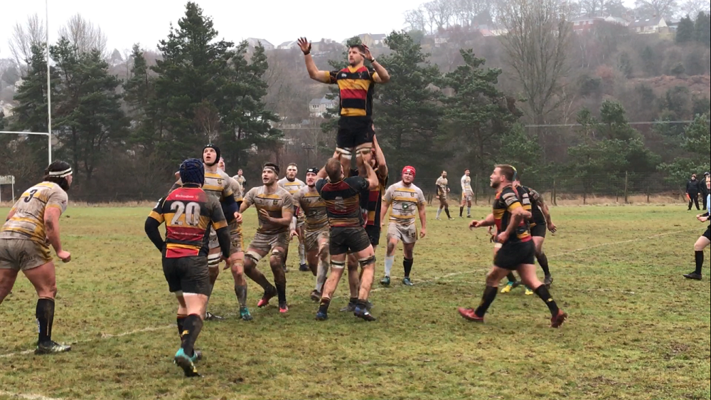 Cinderford United 45 Esher Cardinals 12
