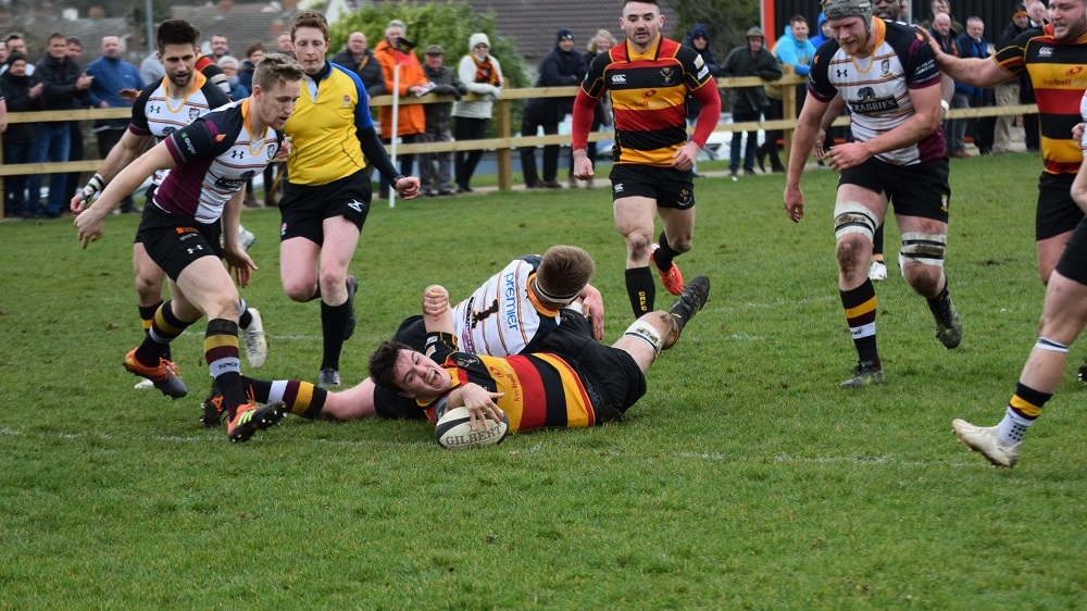 Rosslyn Park v Cinderford team news