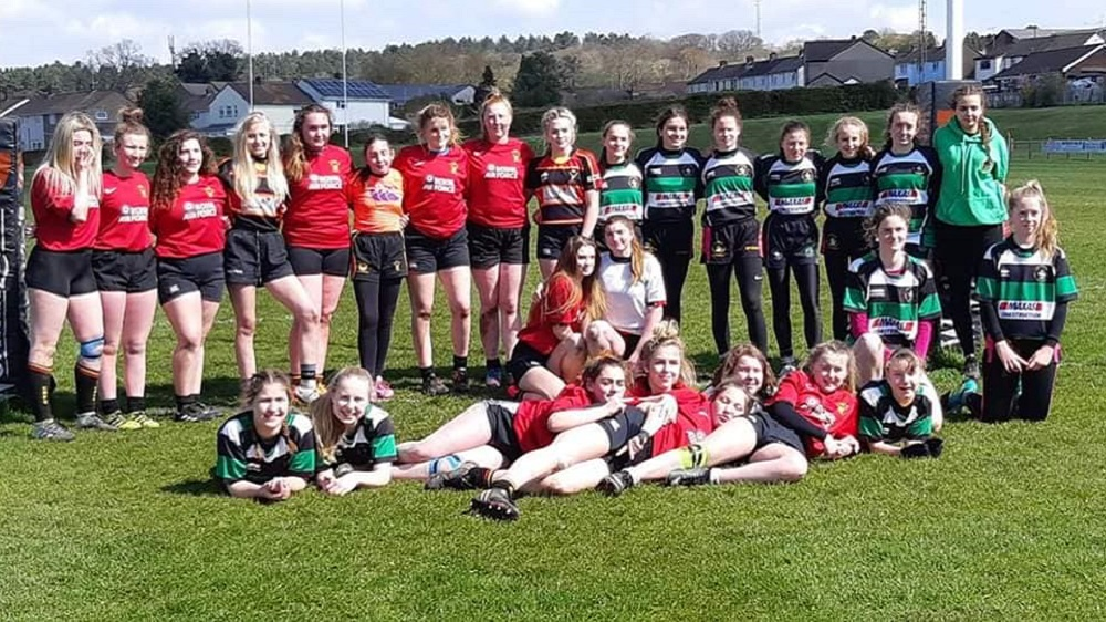 Girls Rugby Weekend