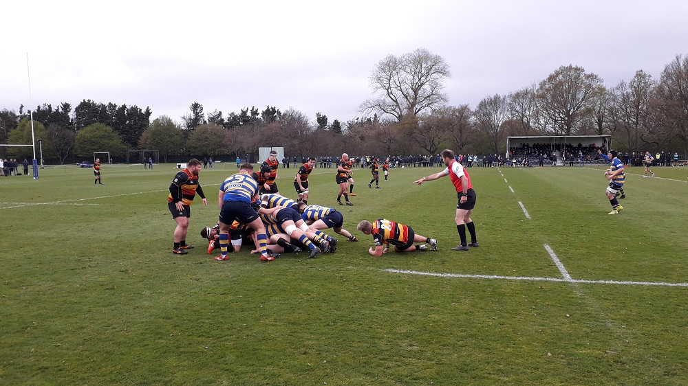 Old Elthamians 22-17 Cinderford