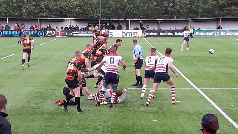 Rosslyn Park 50-19 Cinderford
