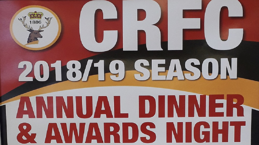 Annual dinner and awards night