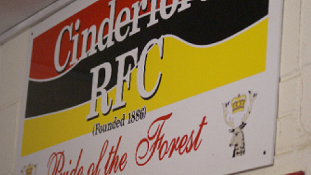 Cinderford Rugby Football Club are sad to announce