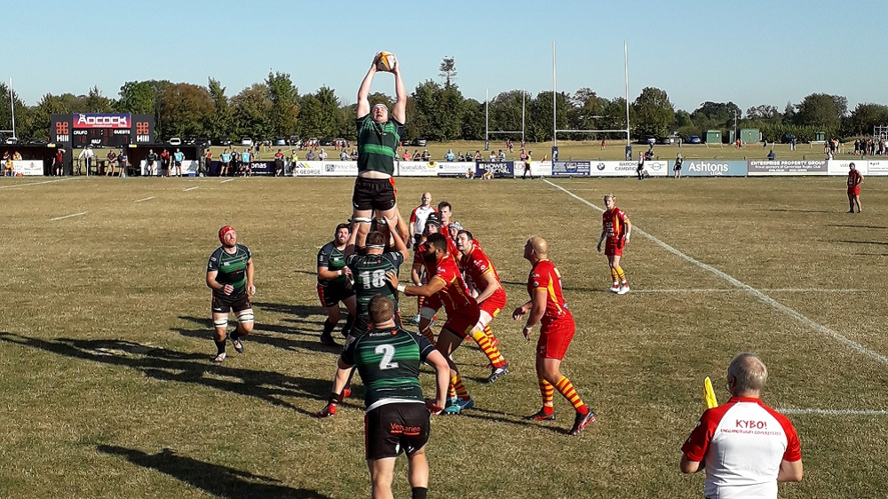 Cambridge 15-19 Cinderford