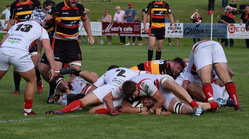 Cinderford 36-29 Plymouth Albion