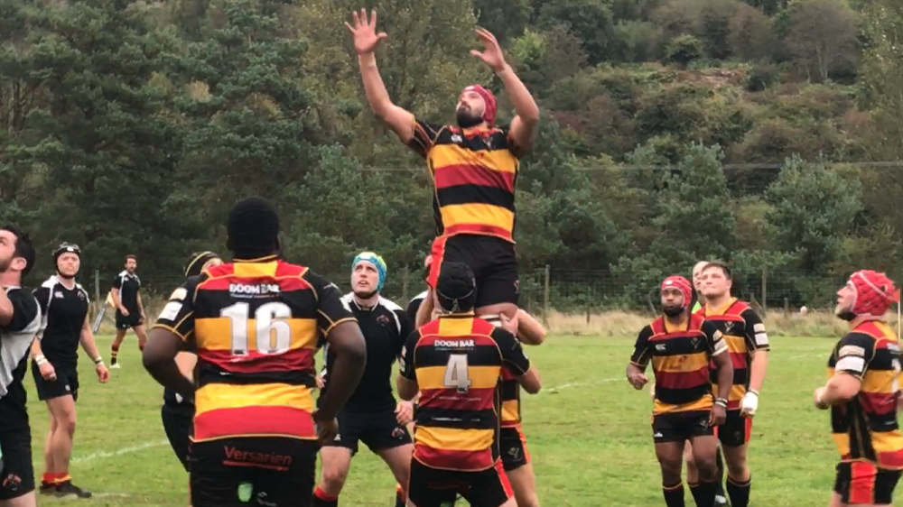 Cinderford United 37 Richmond Saxons 17