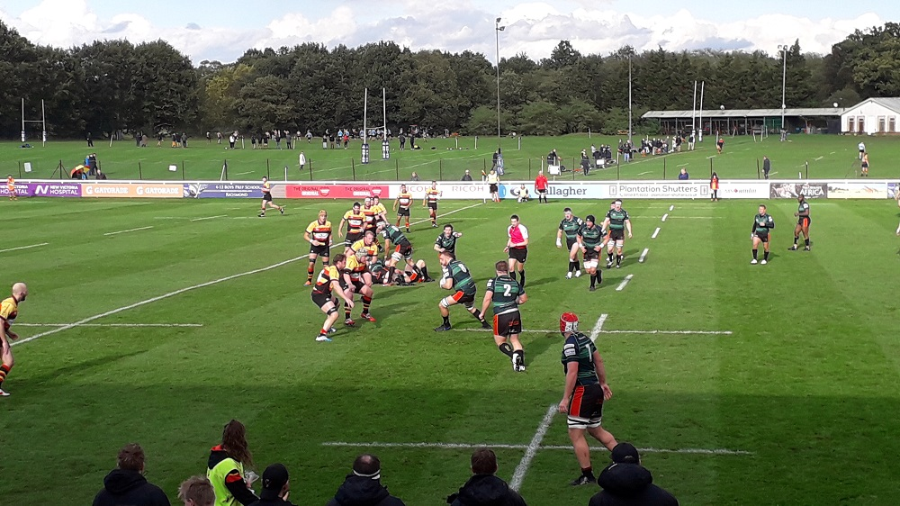 Richmond 14-19 Cinderford