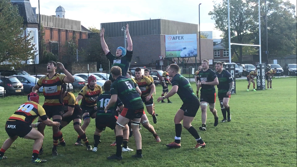 Richmond Vikings 52-26 Cinderford United