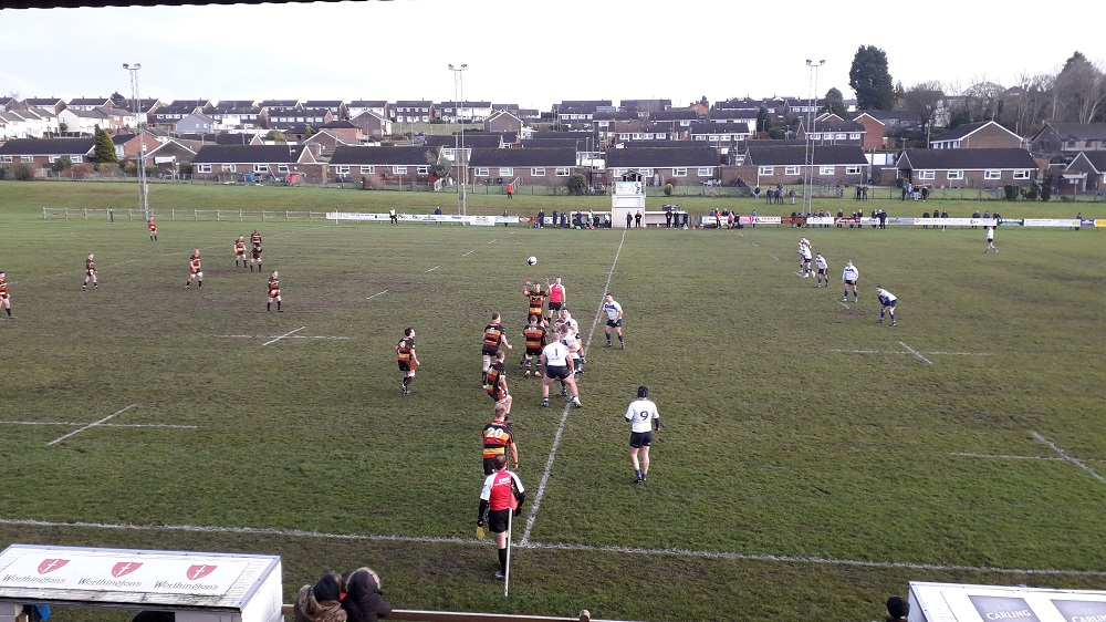Cinderford 24-18 Old Elthamians