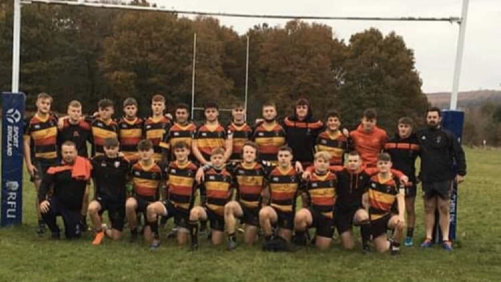 Cinderford Under 18's make cup progress