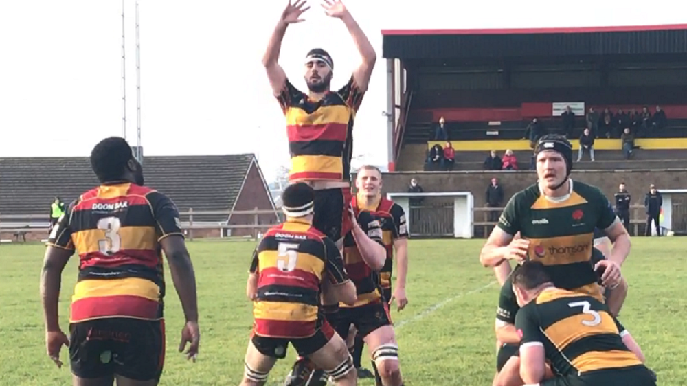 Ampthill 1881 XV 33-18 Cinderford United