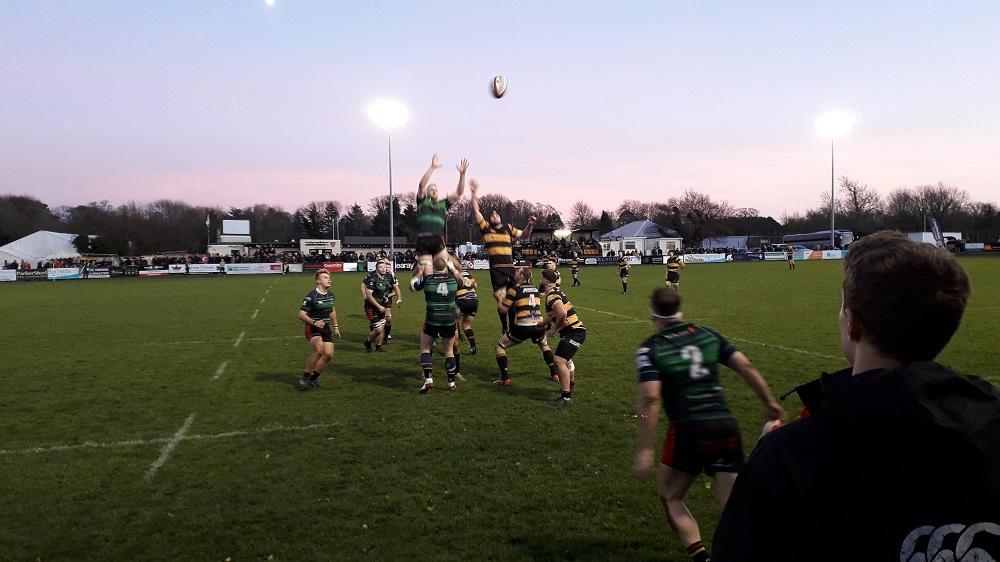 Canterbury 19-17 Cinderford